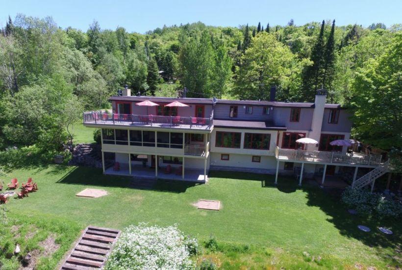 Chalet à louer Les Villas Du Lac St-François-Xavier - Villa # 1