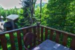 Chalet à louer Chalet 16, Chemin Alpin 16 chemin Alpin - Vue du patio