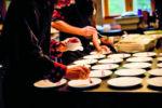 Chalet à louer Harfang Des Neiges Service de repas en chalet