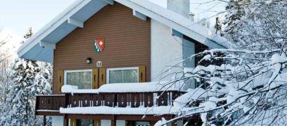 Chalet à louer Chalet Le Suisse