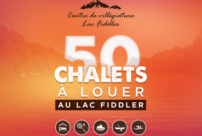 Chalet à louer Fiddler Lake Resort: Chalet 50 Chalets