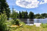 Chalet à louer Festif Accès à la rivière Sainte-Anne - Chalet Festif