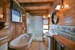 Chalet à louer Huard Salle de bain - Chalet Huard