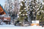 Chalet à louer Loup Cervier Spa privé fonctionnel à l'année - Chalet Loup Cervier